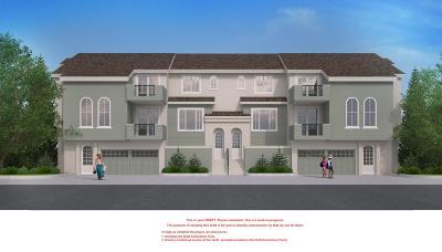 San Lorenzo Condo/Townhouse For Sale: 815 Estancia Court