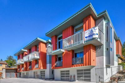 Santa Cruz Condo/Townhouse For Sale: 101 Jewell Street #7
