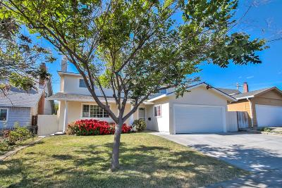 Milpitas Single Family Home For Sale: 1735 Shenandoah Avenue