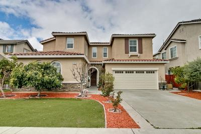 Hayward Single Family Home For Sale: 2671 Spindrift Circle