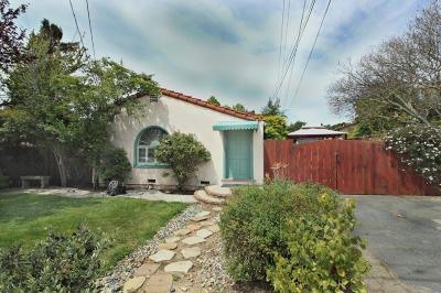 Santa Cruz Single Family Home For Sale: 3405 Mission Drive