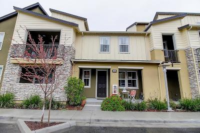 Milpitas Condo/Townhouse For Sale: 632 Fernleaf Drive