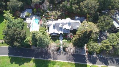 Palo Alto Single Family Home For Sale: 976 Laurel Glen Drive