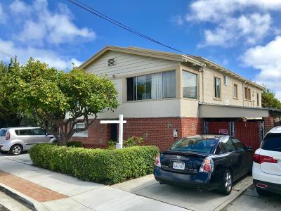 Millbrae Multi Family Home For Sale: 18 Silva Avenue