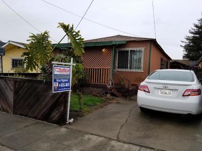 San Pablo Single Family Home For Sale: 2023 Dover Avenue