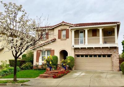 San Ramon Single Family Home For Sale: 2859 Vernon Way