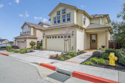 San Mateo County Single Family Home For Sale: 33 Live Oak Drive