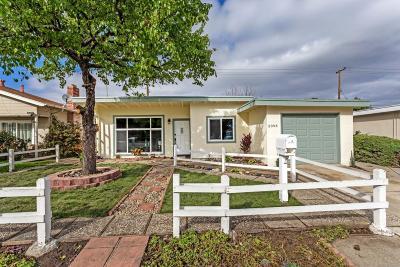 Santa Clara Single Family Home For Sale: 2095 Main Street