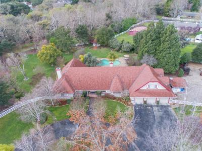 Santa Clara County Single Family Home For Sale: 11895 Riverbank Road