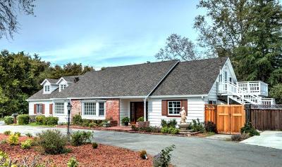 Los Gatos Multi Family Home For Sale: 100 & 104 Montclair Road
