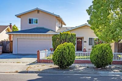 Cupertino Single Family Home For Sale: 936 September Drive
