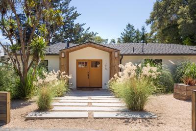 Santa Cruz Single Family Home For Sale: 425 Cress Road