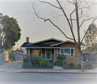San Leandro Single Family Home For Sale: 347 Macarthur Boulevard