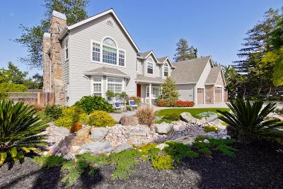 Cupertino Single Family Home For Sale: 10490 Madera Drive