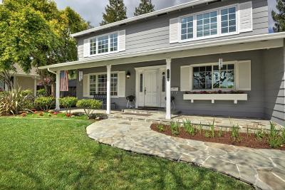 Cupertino Single Family Home For Sale: 21877 Wilson Court