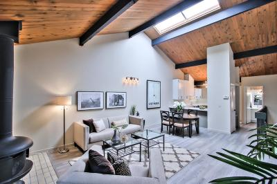 Mountain View Condo/Townhouse For Sale: 233 Horizon Avenue