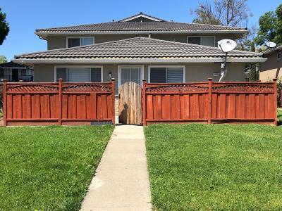 San Jose Condo/Townhouse For Sale: 5659 Playa Del Rey Run #4