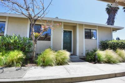 Milpitas Condo/Townhouse For Sale: 818 N Abbott Avenue