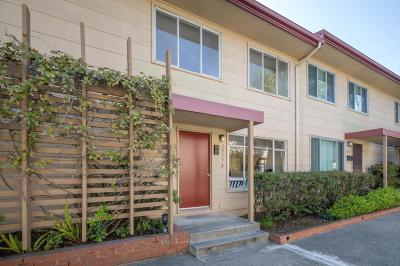 San Mateo Condo/Townhouse For Sale: 1555 Marina Court #B
