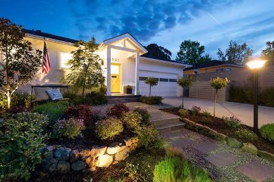 Burlingame Single Family Home For Sale: 1521 Albemarle Way