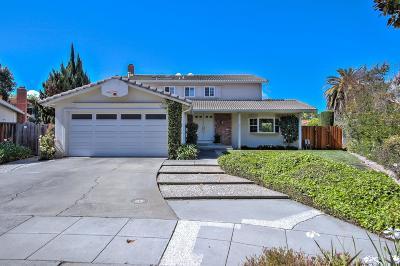 San Jose Single Family Home For Sale: 1018 Harlan Court