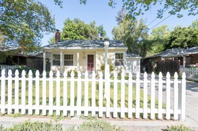 Campbell Single Family Home For Sale: 272 Calado Avenue