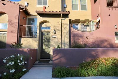 San Jose Condo/Townhouse For Sale: 1776 Camino Leonor