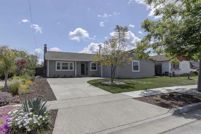 San Jose Single Family Home For Sale: 1268 Weathersfield