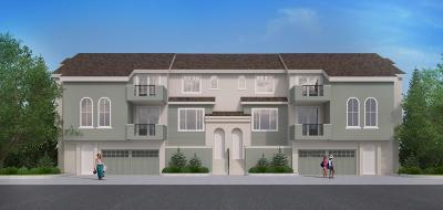 San Lorenzo Condo/Townhouse For Sale: 805 Estancia Court