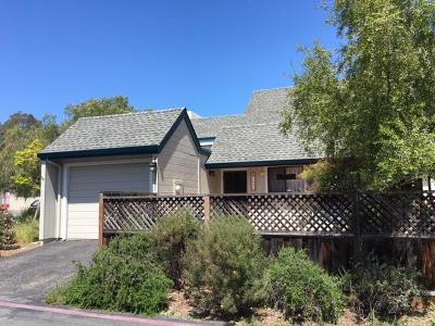 Santa Cruz Condo/Townhouse For Sale: 2601 Mallory Lane