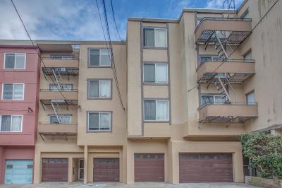San Francisco Multi Family Home For Sale: 587 Burnett Avenue