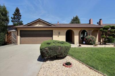 San Jose Single Family Home For Sale: 6286 Mayo Drive