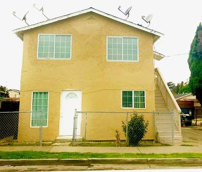San Pablo Single Family Home For Sale: 1987 18th Street
