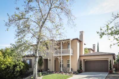 Gilroy Single Family Home For Sale: 2741 Club Drive