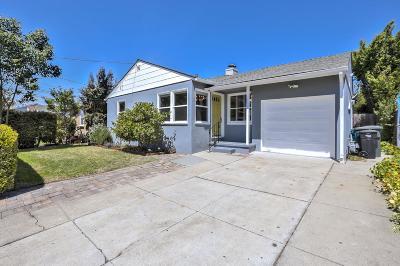 San Mateo Single Family Home For Sale: 24 N Idaho Street