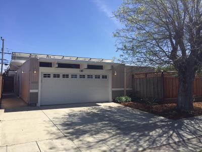 San Mateo Single Family Home For Sale: 656 Joanne Drive