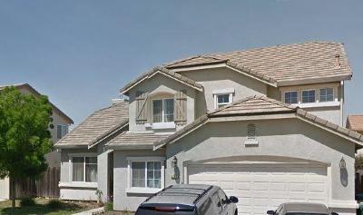 Stockton Single Family Home For Sale: 3119 Stefano Drive