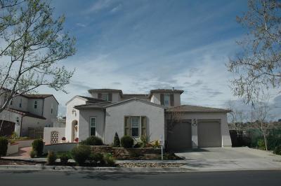 Gilroy Single Family Home For Sale: 2600 Club Drive