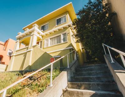 Oakland Single Family Home For Sale: 3220 Park Boulevard