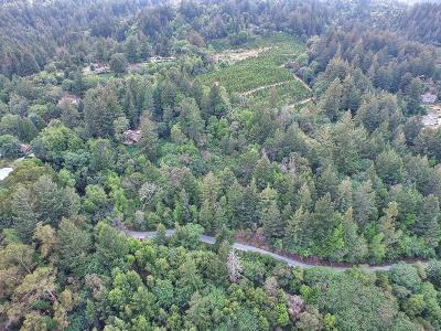 Los Gatos Residential Lots & Land For Sale: Thompson Road