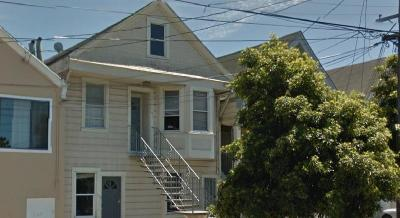 San Francisco Multi Family Home For Sale: 139 Paris Street