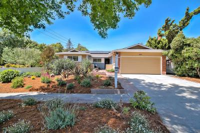 Milpitas Single Family Home For Sale: 1601 Yellowstone Avenue