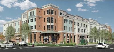 Santa Clara Condo/Townhouse For Sale: 1048 Monroe Street Street #309