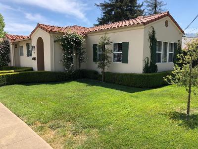 Gilroy Single Family Home For Sale: 7481 Dowdy Street