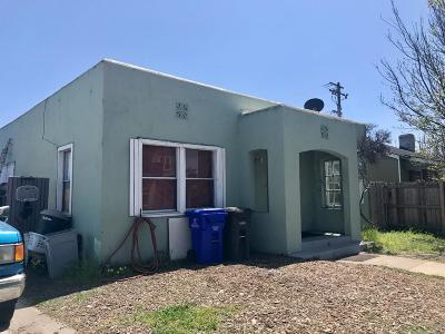 Santa Cruz Single Family Home For Sale: 1815 Mission Street