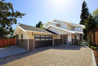 Santa Cruz Single Family Home For Sale: 127 Prospect Court