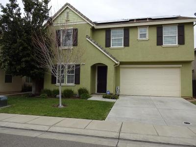 Modesto Single Family Home For Sale: 3837 Ruffed Grouse Lane
