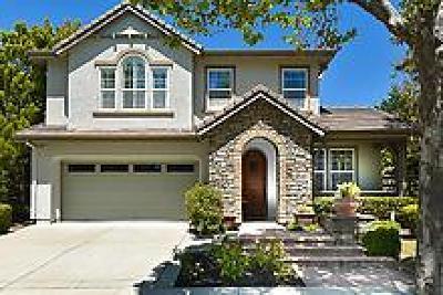 San Ramon Single Family Home For Sale: 2018 Mornington Lane