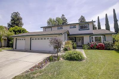 Milpitas Single Family Home For Sale: 780 Stirling Drive