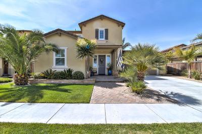 Gilroy Single Family Home Pending Show For Backups: 1580 Cielo Vista Lane